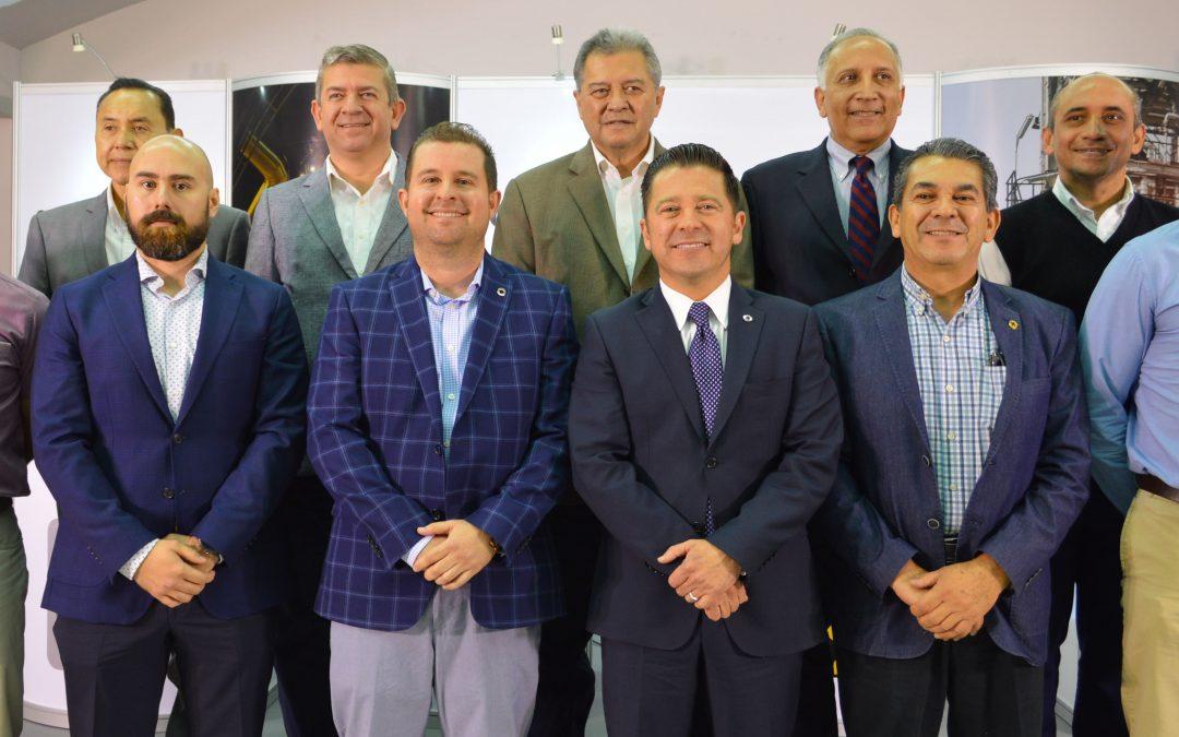 EXITOSO DEBATE REALIZÓ CANACINTRA CON CANDIDATOS A LA ALCALDÍA Y GUBERNATURA BC