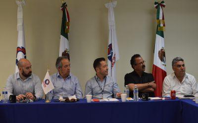 Sesiona Consejo de Energía CANACINTRA Mexicali