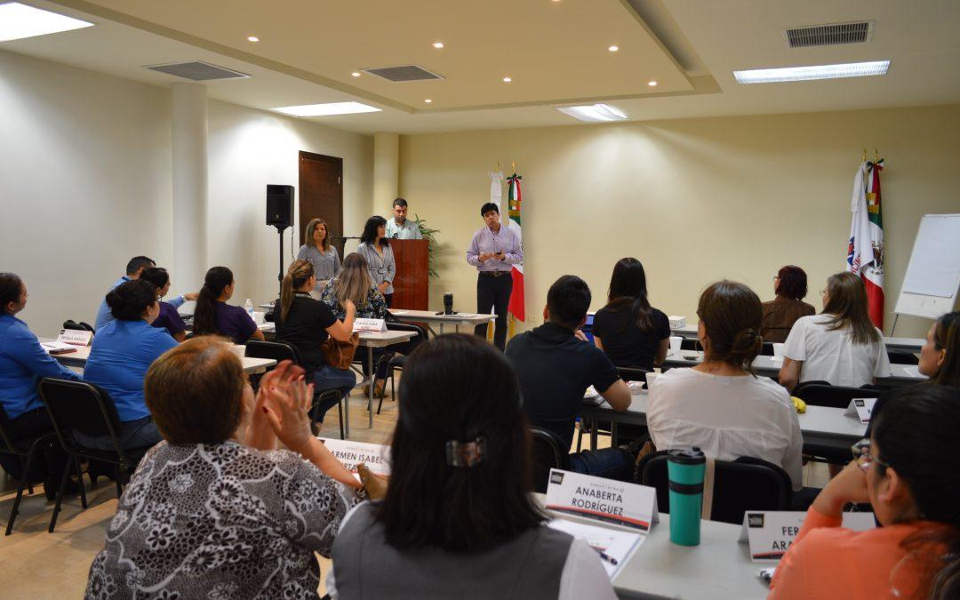 Seminario: Factores de Riesgos Psicosociales CANACINTRA Mexicali