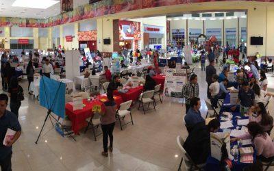 Realizará Feria del Empleo Canacintra el sábado 08 de junio en Plaza Carranza