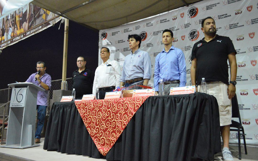 Exitosa Inauguración de la 4ta Mini Olimpiada Empresarial Canacintra 2019