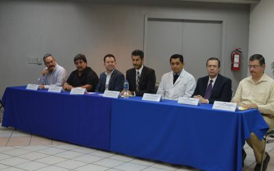 INICIÓ LA SEMANA ESTATAL DE SEGURIDAD, SALUD Y PRODUCTIVIDAD EN LAS INSTALACIONES DE CANACINTRA MEXICALI
