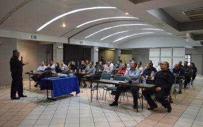 """REALIZA CANACINTRA CONFERENCIA """"ADMINISTRACIÓN DE ENERGÍA"""""""