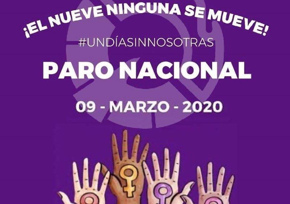 CANACINTRA MEXICALI SE SUMA AL DENOMINADO #UNDÍASINNOSOTRAS
