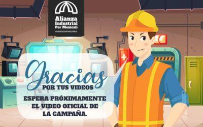 """PRIMERA ETAPA DE LA CAMPAÑA """"ALIANZA INDUSTRIAL POR MEXICALI"""" DE CANACINTRA MEXICALI"""