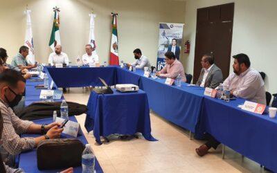 CONFORMA CANACINTRA MEXICALI, MESA ESPECIALIZADA EN EDUCACIÓN