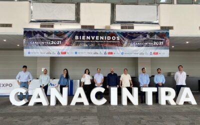 CONVENCIÓN NACIONAL DE INDUSTRIALES 2021 / TAMPICO, TAMAULIPAS